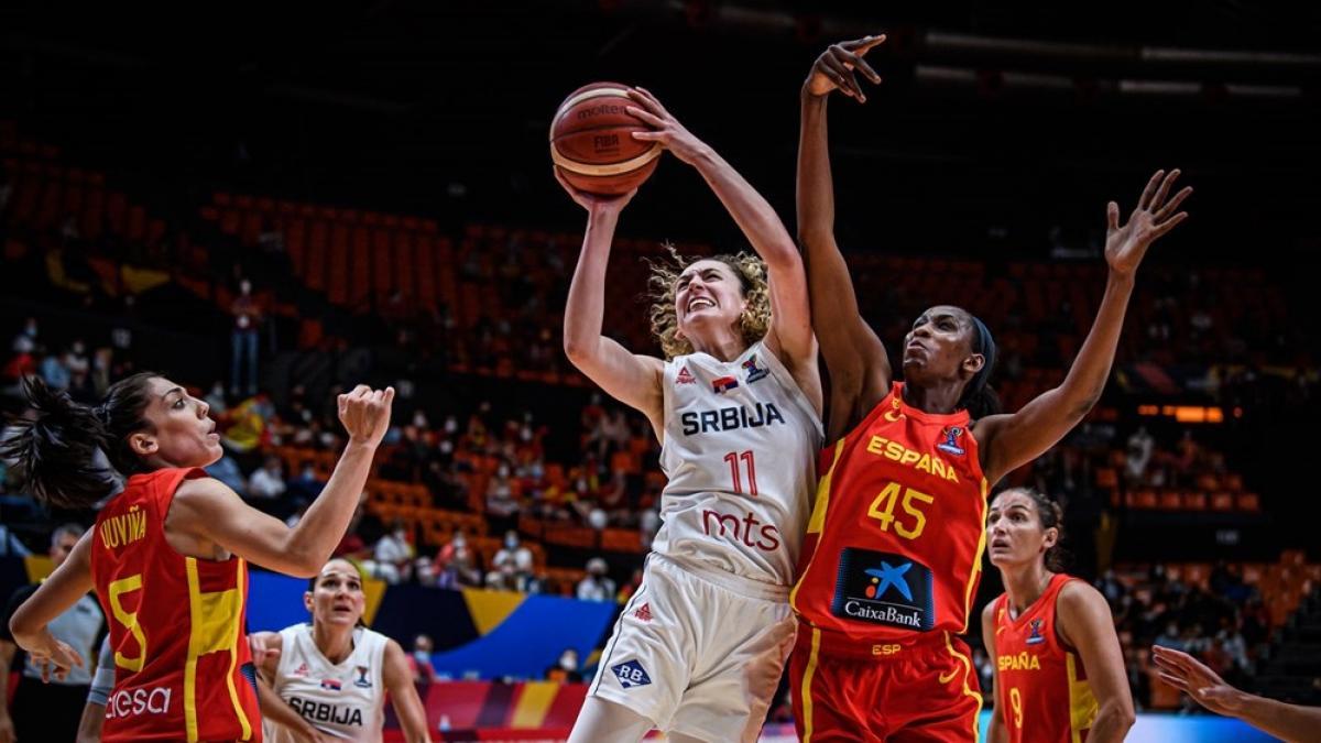 La selección femenina de baloncesto cae en cuartos y no tendrá medalla en un gran torneo por primera vez desde 2013