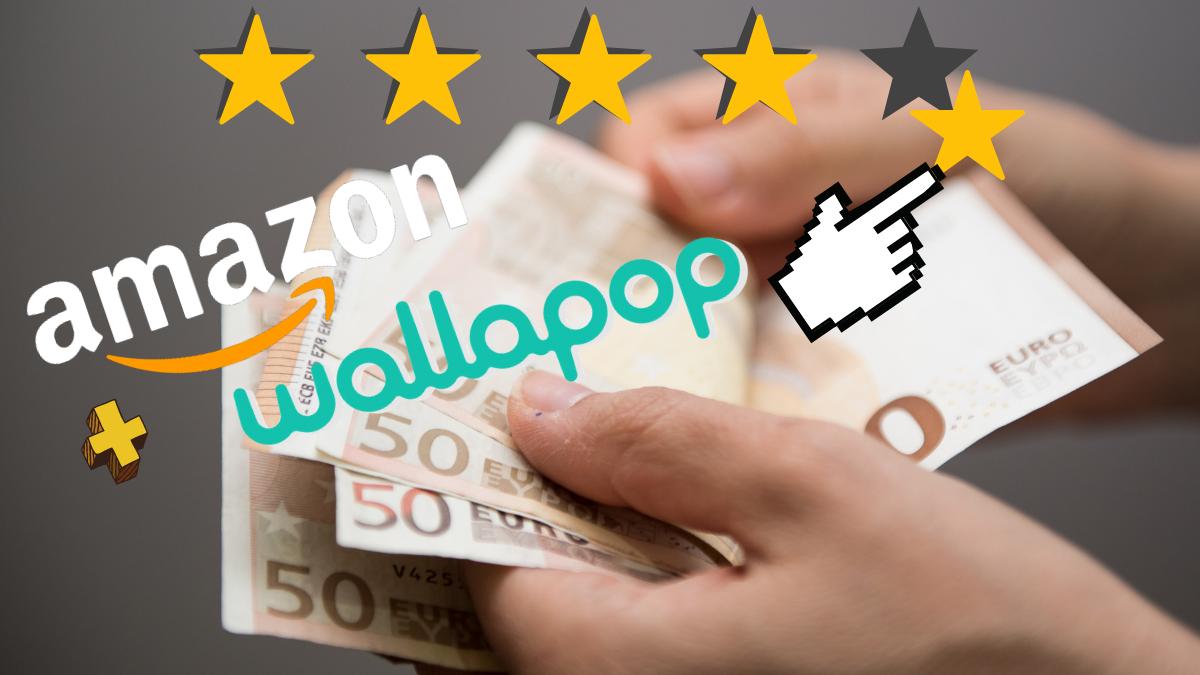 La industria detrás de las reseñas falsas de Amazon: te pagan por hacerlas y vendes el producto en Wallapop