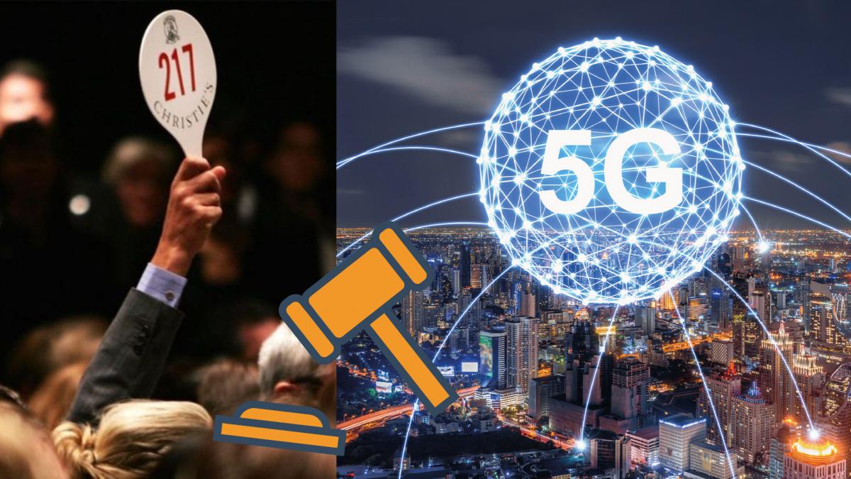Telefónica, Orange y Vodafone invierten más de mil millones en la subasta 5G