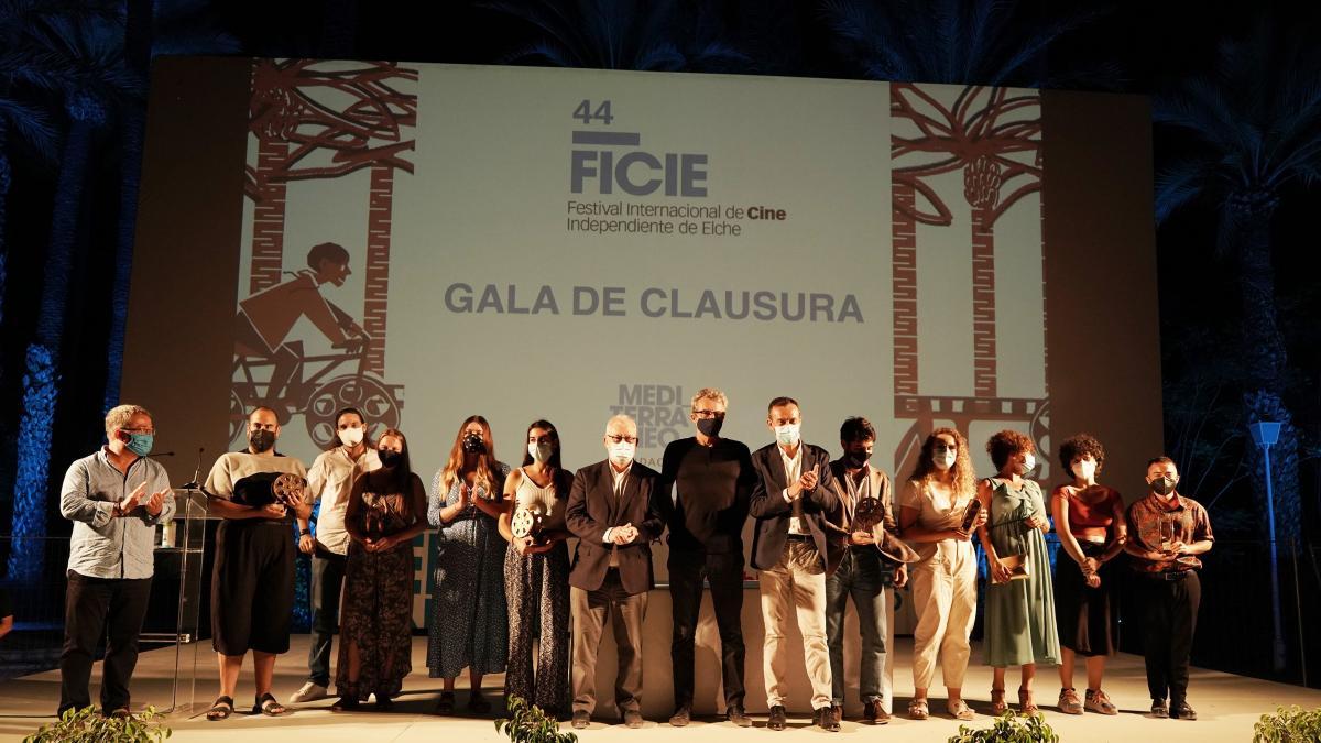 Ian de la Rosa gana por segunda vez el Festival de Cine de Elche con 'Farrucas'