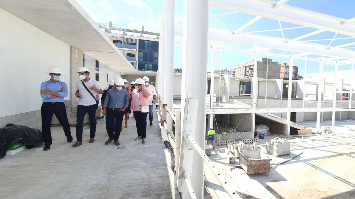 El primer instituto escuela de la Safor entrará en funcionamiento el próximo curso en la Font d'en Carròs