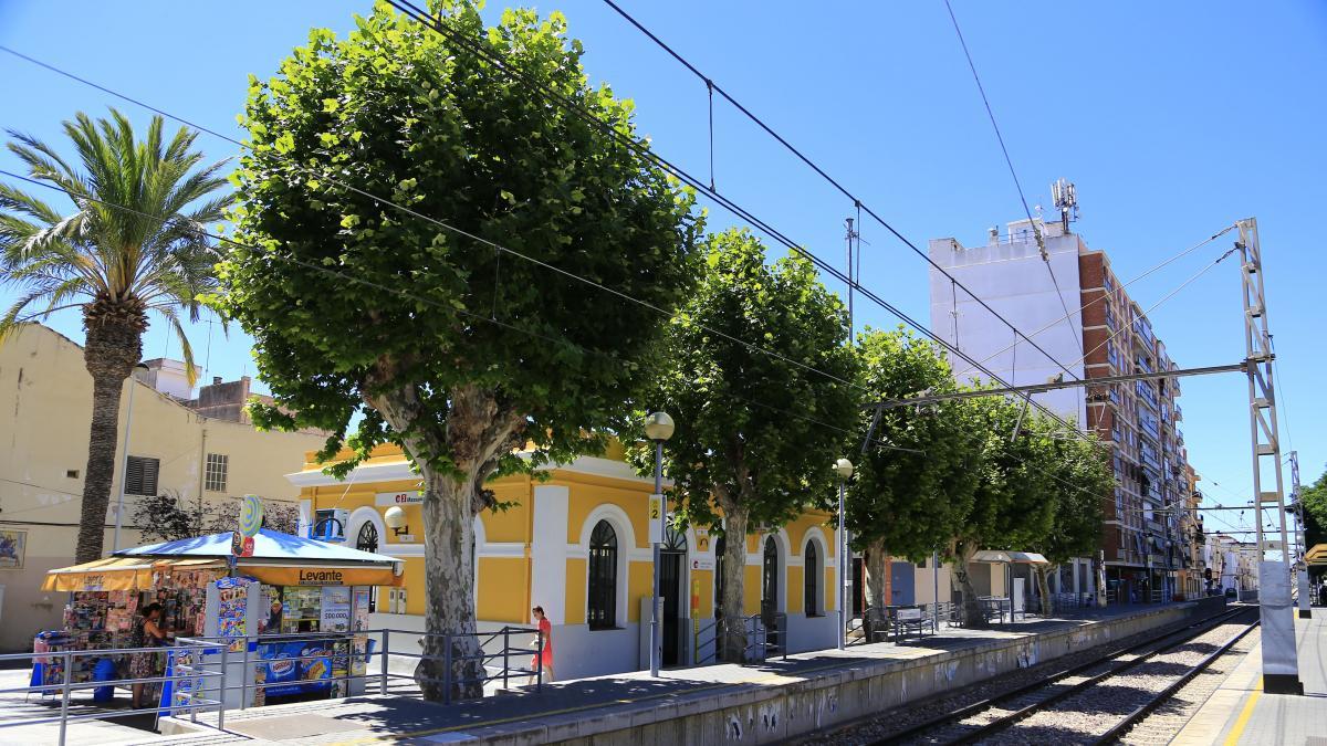 La Generalitat saca a información pública el proyecto para duplicar la vía del metro entre Alboraya y Rafelbunyol