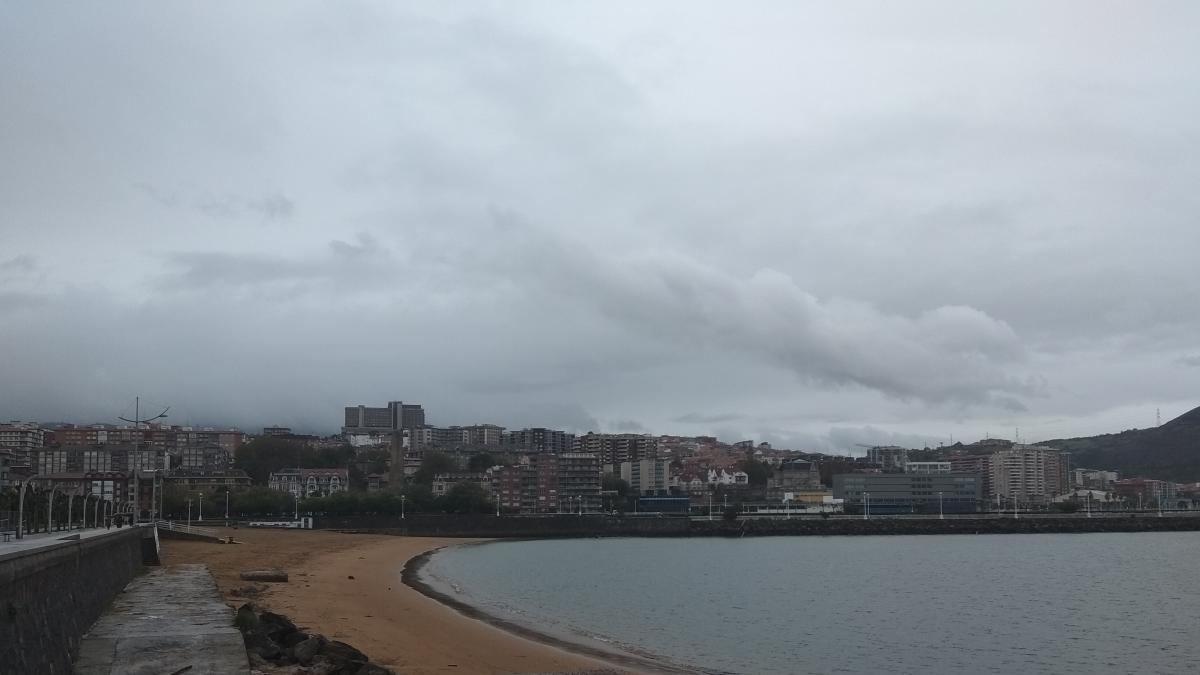 Previsiones meteorológicas del País Vasco para mañana, día 1