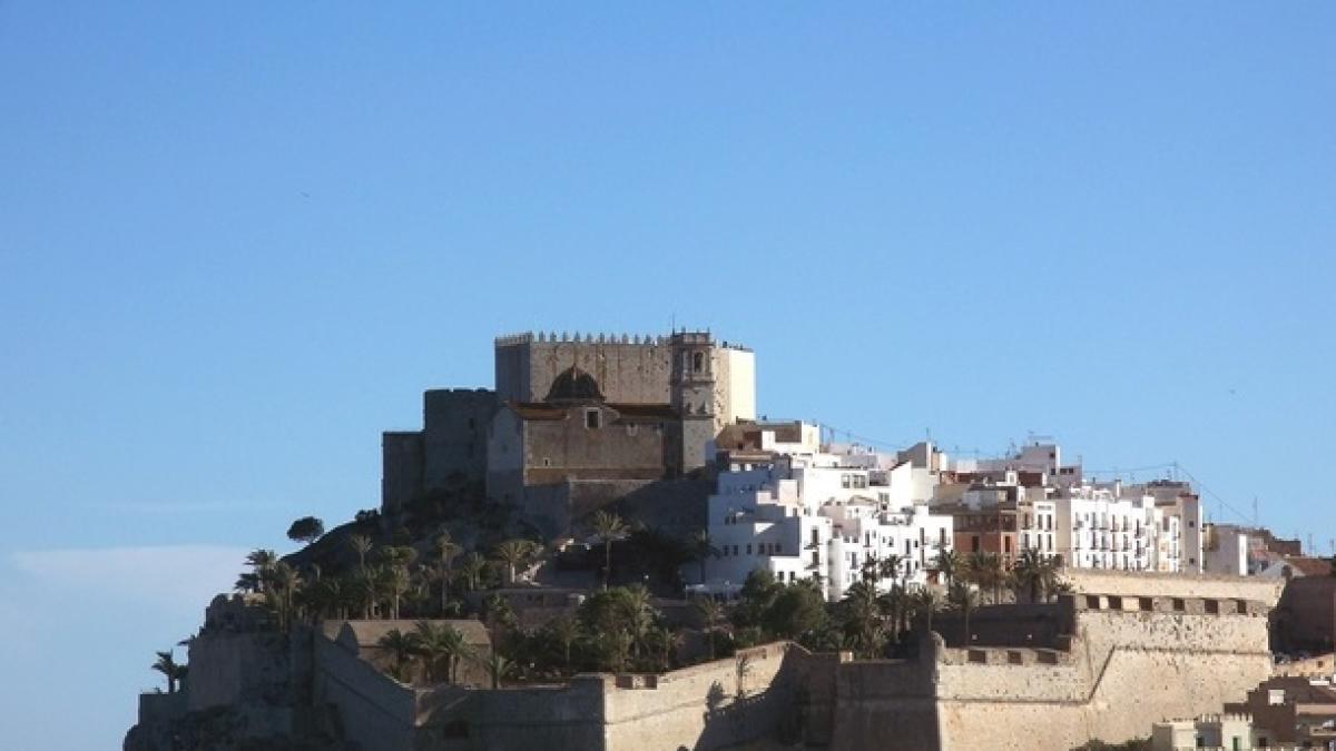 El Castillo de Peñíscola duplica las visitas de julio de 2020 con casi 40.000