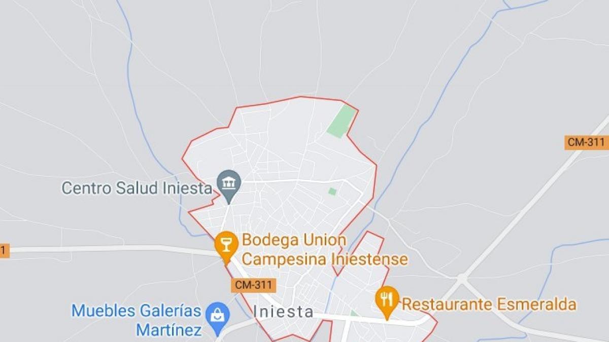 Muere una persona tras salirse de la vía la moto que conducía en Iniesta (Cuenca)