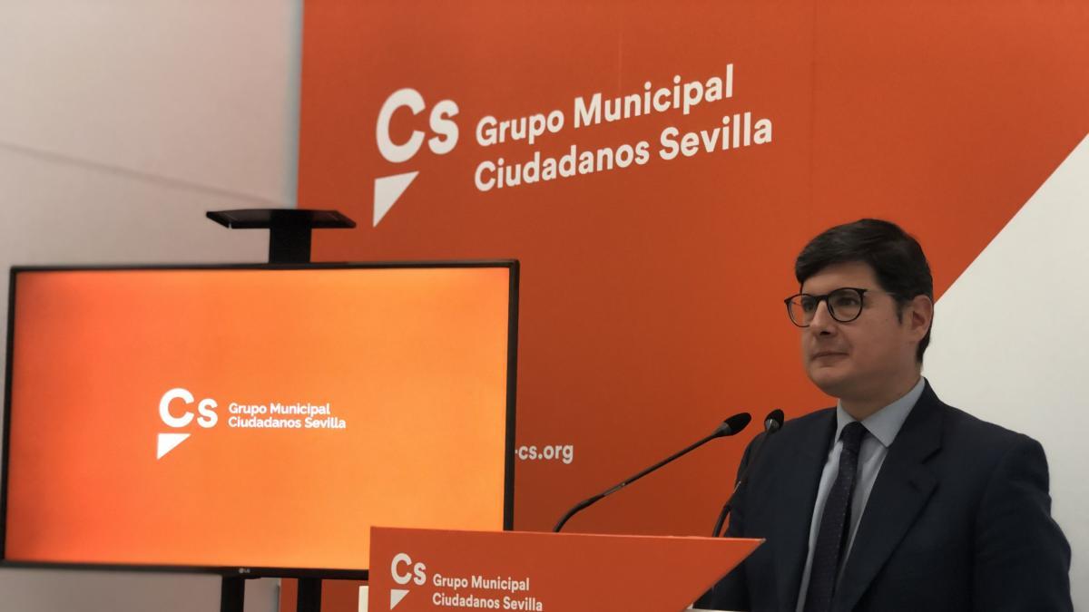 """Pimentel """"no cambiaría lo que funciona"""": """"La gestión en Junta es excelente. El fin es mantener gobiernos PP-Cs"""""""