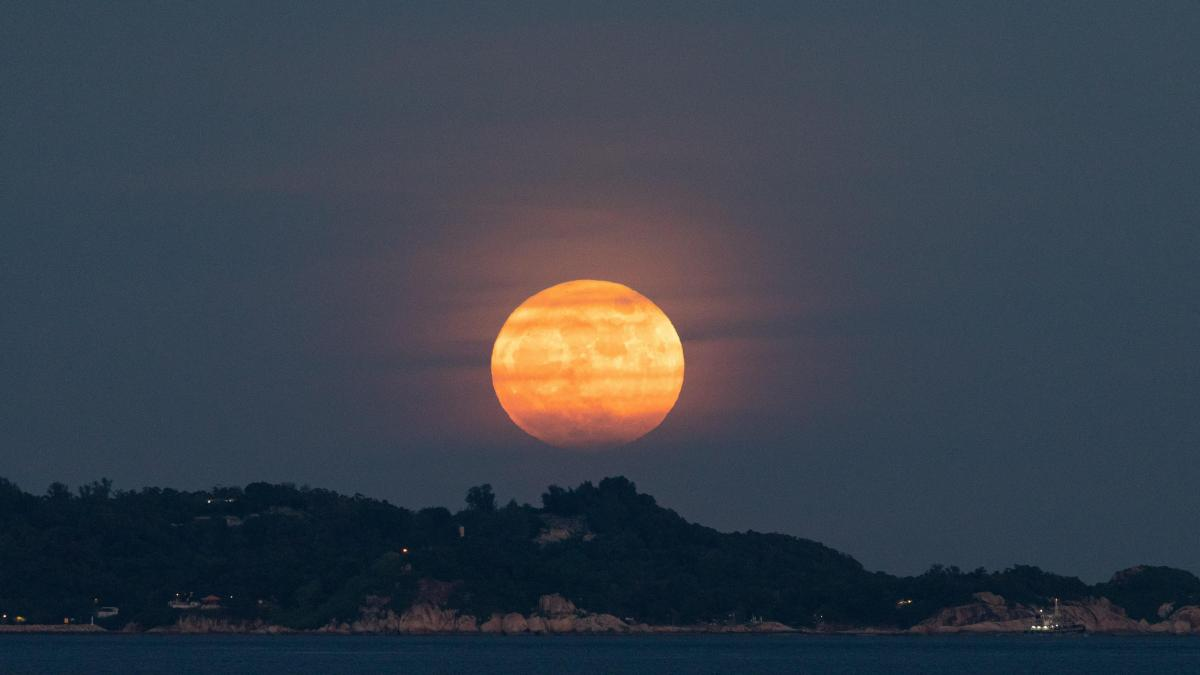 Luna llena de octubre 2021: el verdadero motivo por el que se llama 'Luna del Cazador'