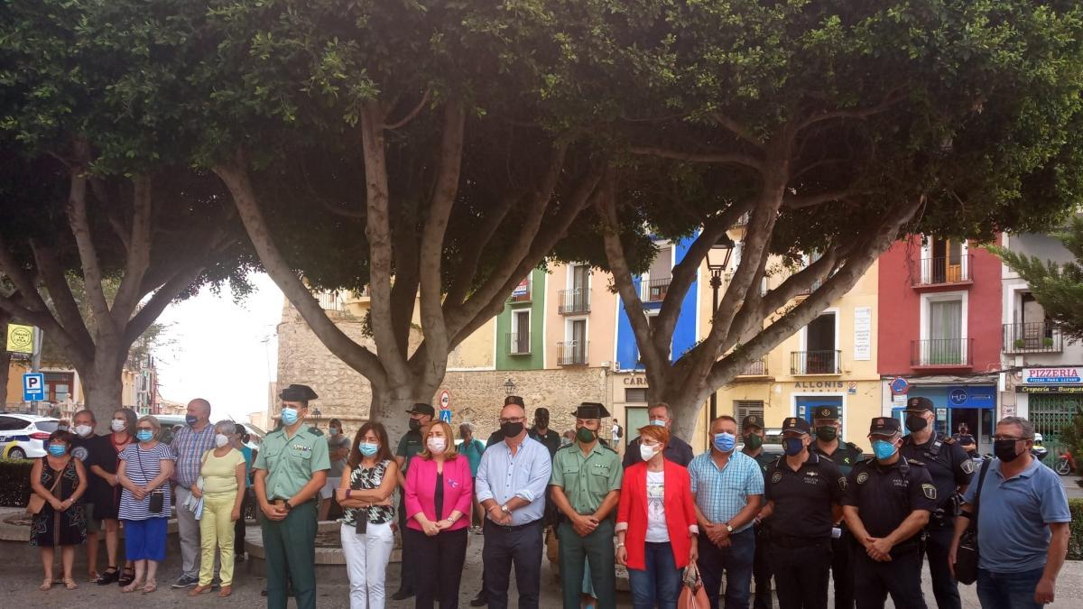 La Generalitat asume la tutela de los tres hijos de la víctima del crimen machista de La Vila