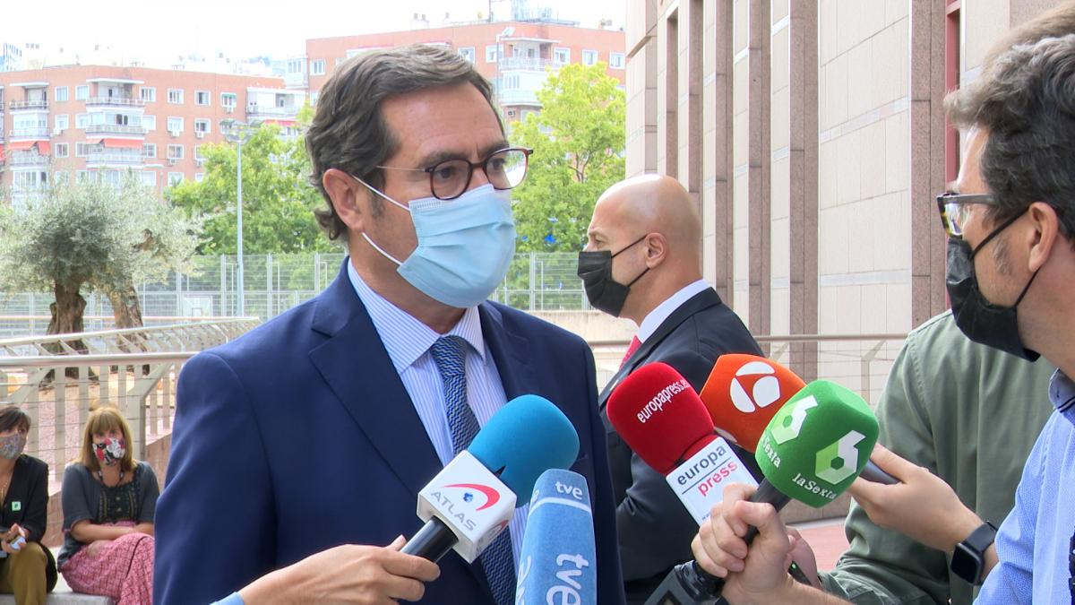 Garamendi afirma que la decisión de subir el SMI estaba ya tomada y la achaca a intereses políticos