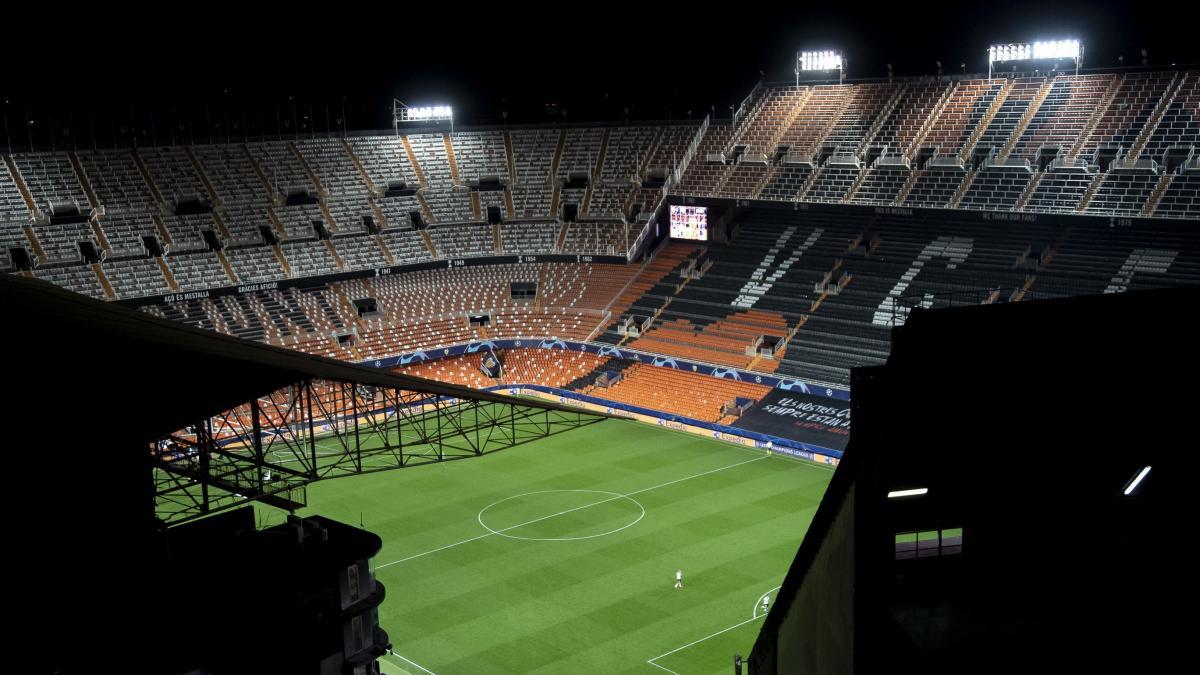 Vacuna sin cita previa antes del fútbol en los estadios: la nueva iniciativa piloto antes del Valencia-Real Madrid