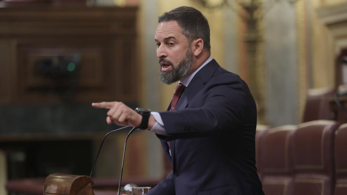 """Abascal dice que Sánchez debería haber """"abofeteado"""" a Aragonés """"en público"""" tras la retirada de la bandera de España"""