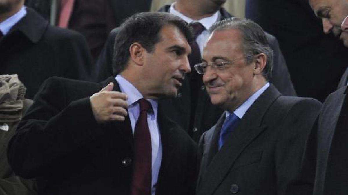 Real Madrid, Barça y Athletic Club impugnan el acuerdo entre LaLiga y CVC