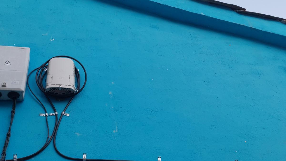 Arranca el despliegue de fibra óptica en el barrio de San Antón de Cuenca para que esté operativa a final de año