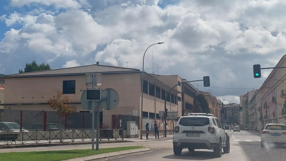 Cuenca instala un radar informativo en el inicio de la Avenida República Argentina