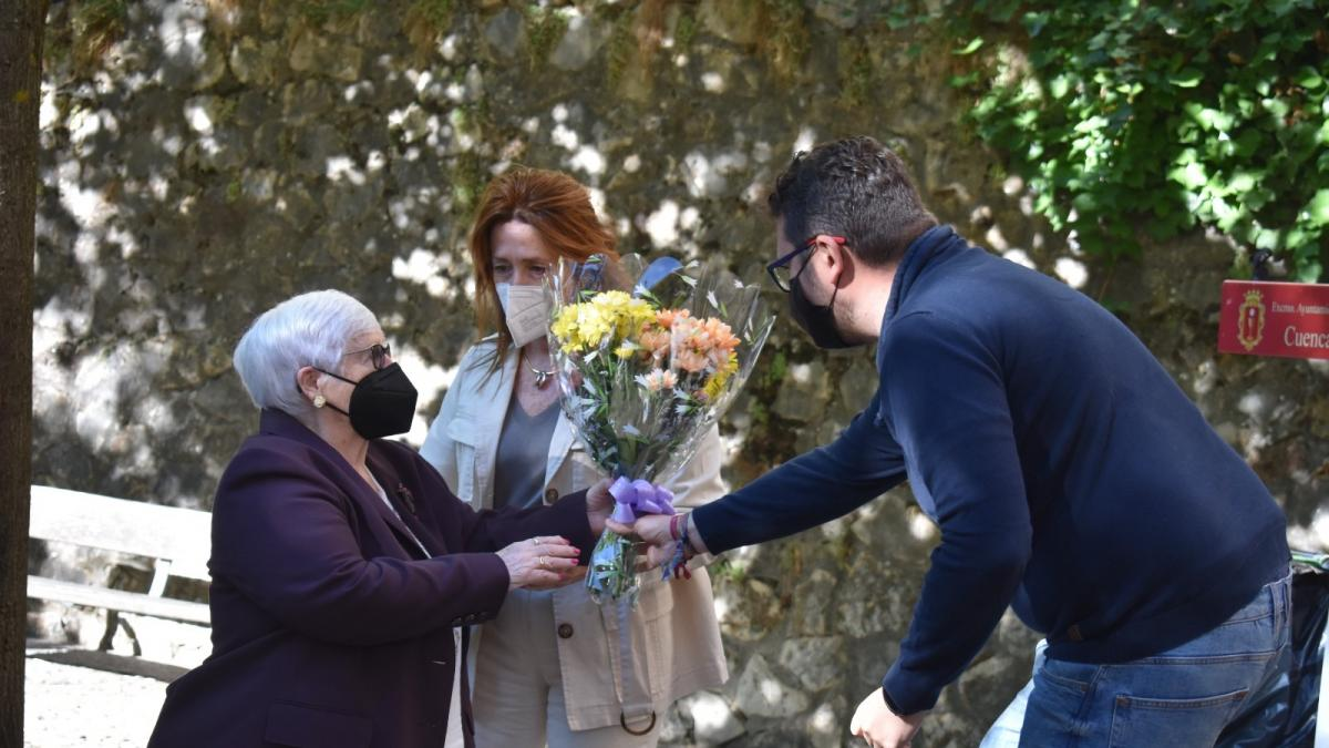Las Peñas Mateas y el Ayuntamiento de Cuenca dedican un homenaje a los conquenses Mateos fallecidos