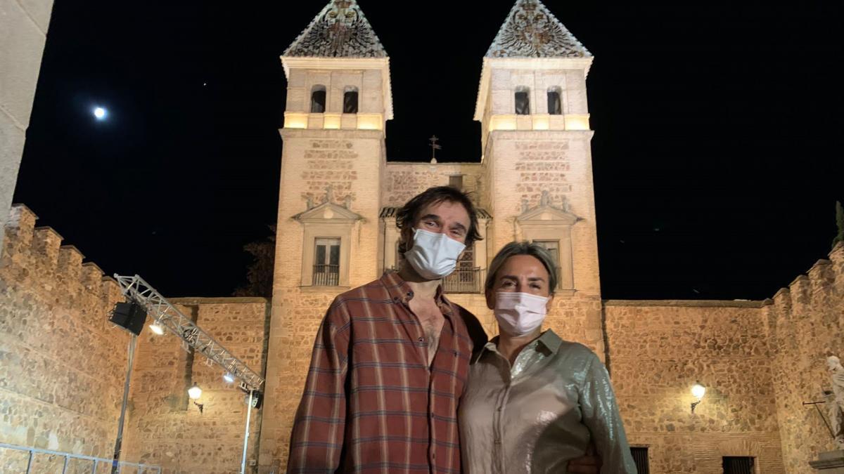 """Tolón celebra ver Toledo """"llena de gente"""" disfrutando de La Noche del Patrimonio y califica las actividades de """"éxito"""""""