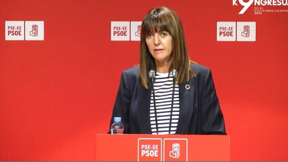 Mendia renuncia a postularse de nuevo a liderar el PSE-EE tras siete años y deja paso a la renovación de la dirección