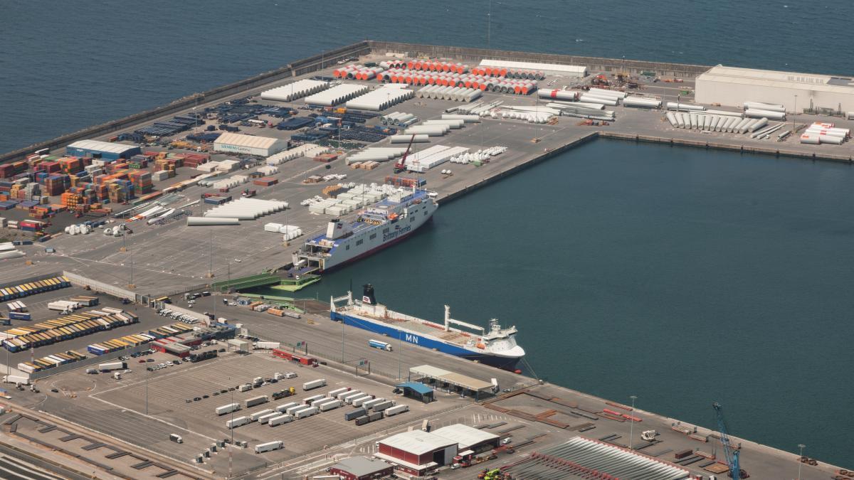 Repsol inicia la construcción de la terminal de bunker de GNL en el Puerto de Bilbao, con una inversión de 10 millones