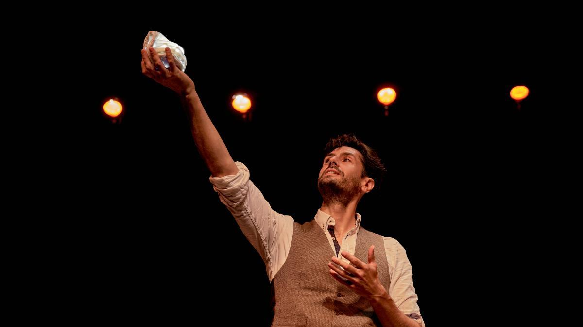 Juan Diego Botto gana el Premio Nacional de Teatro 2021