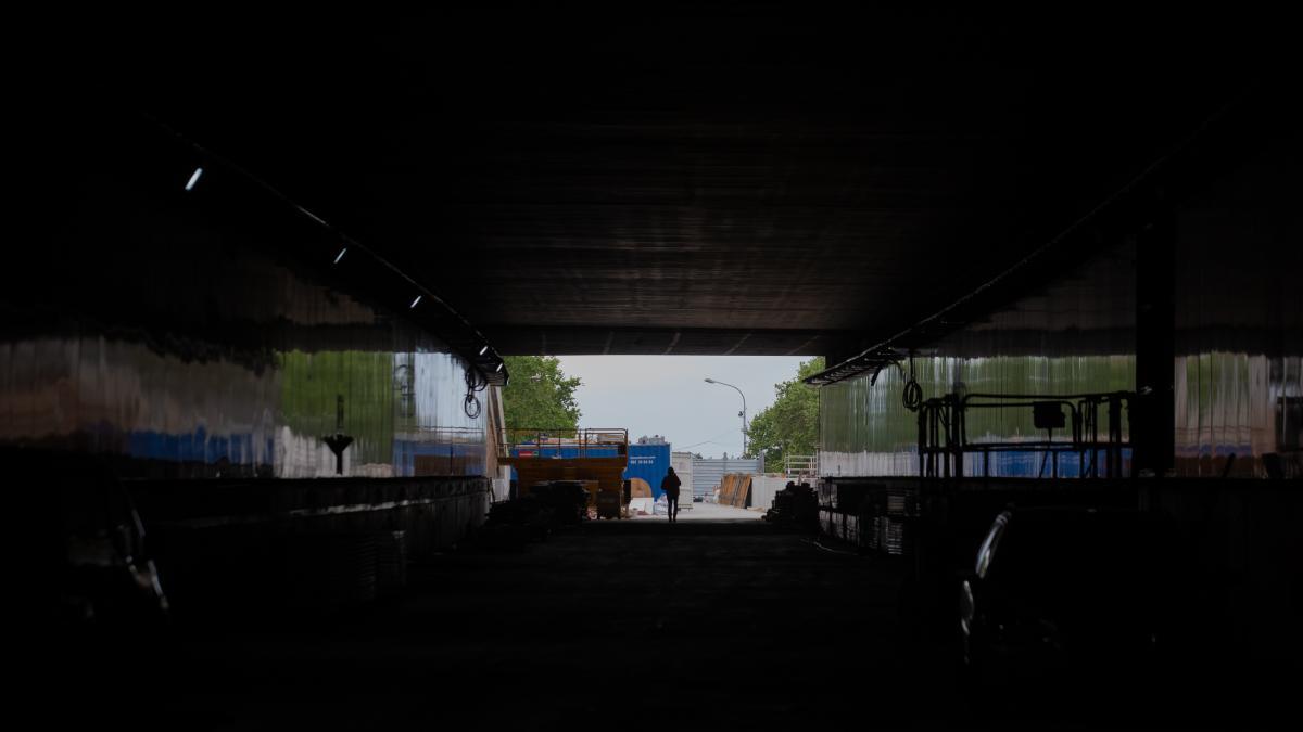 El nuevo túnel de Glòries tendrá un radar de tramo en todo el kilómetro de recorrido