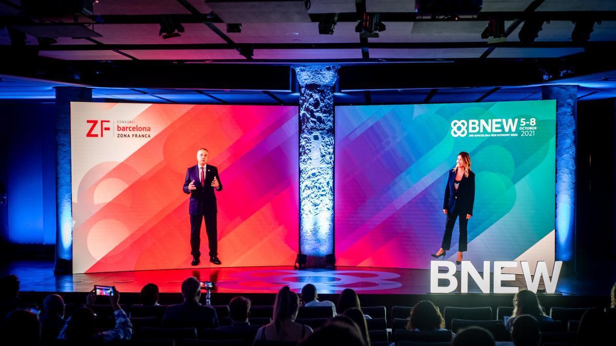 """La segunda edición del BNEW pretende ser un espacio de """"consenso económico y político"""""""