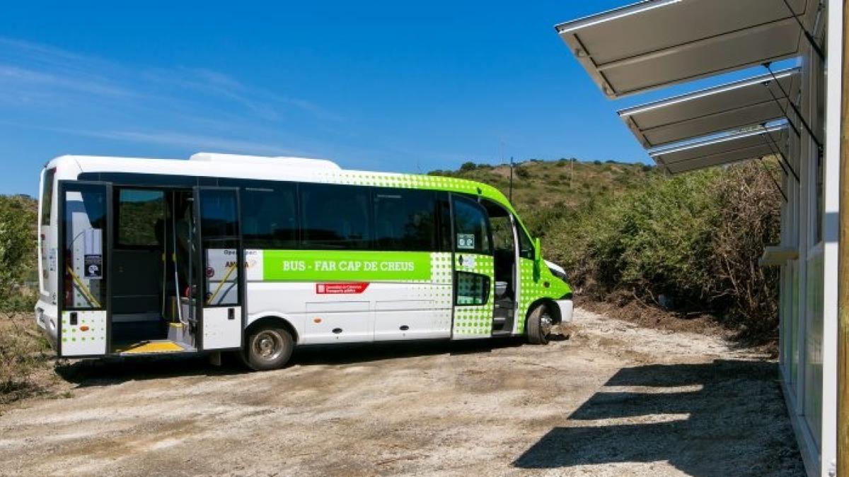 La regulación de acceso a Cap de Creus (Girona) en verano reduce el número de vehículos en un 65%