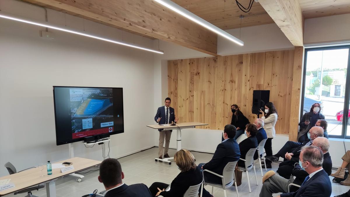 Asetrans Girona y Cimalsa crean un centro de formación y servicios del transporte en Girona