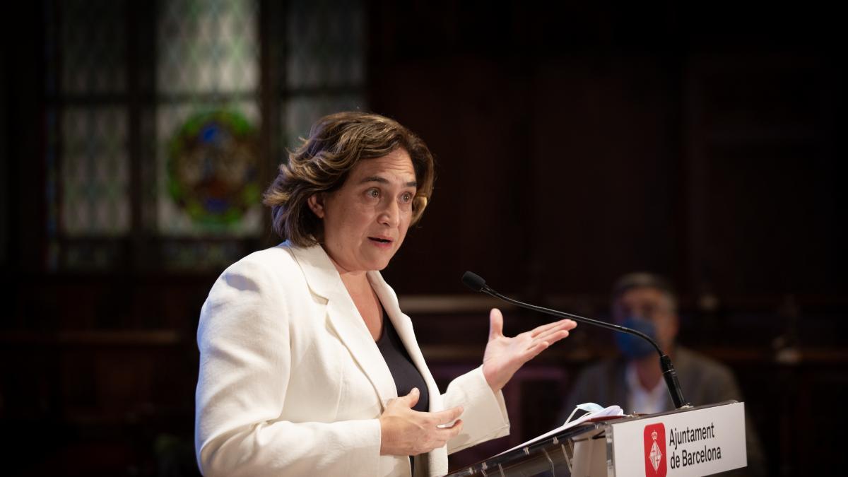 """Colau descarta que el acto con Díaz y Oltra sea el """"lanzamiento de ninguna plataforma"""""""