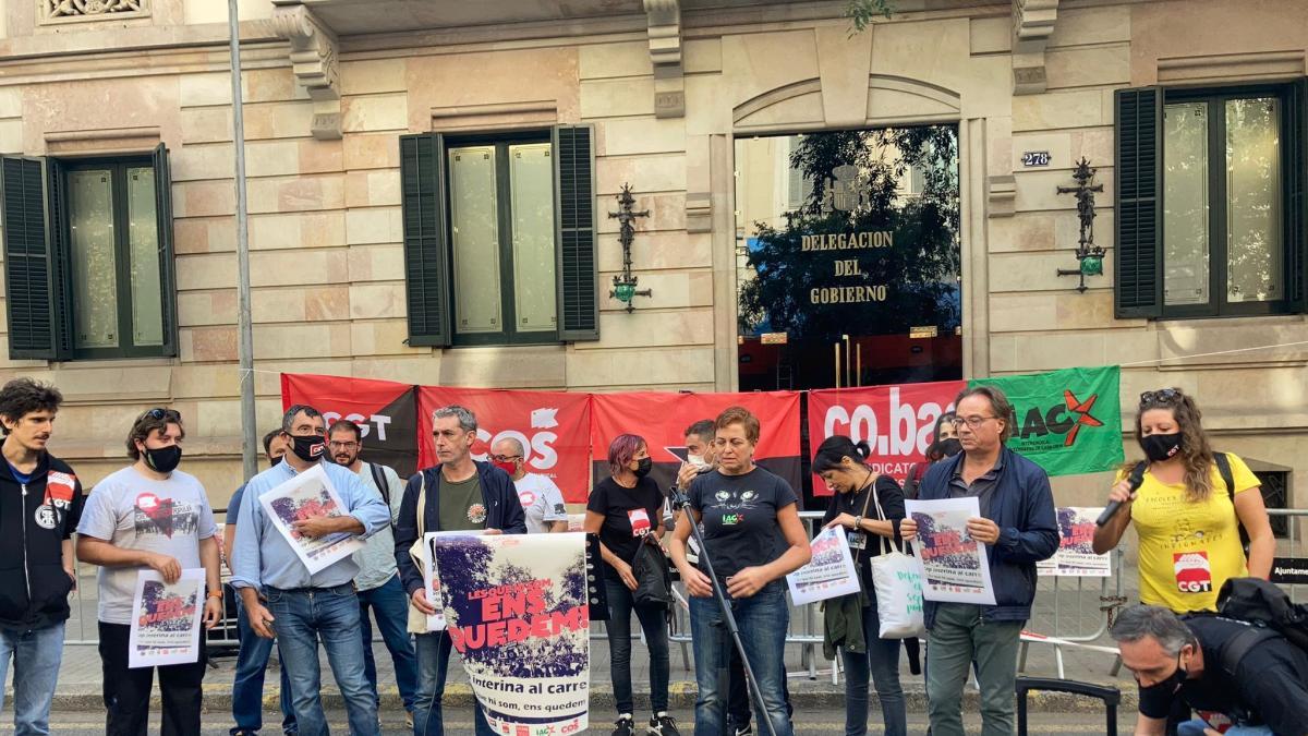 """Los funcionarios catalanes, llamados a huelga el 28 de octubre contra el """"abuso"""" de interinos"""