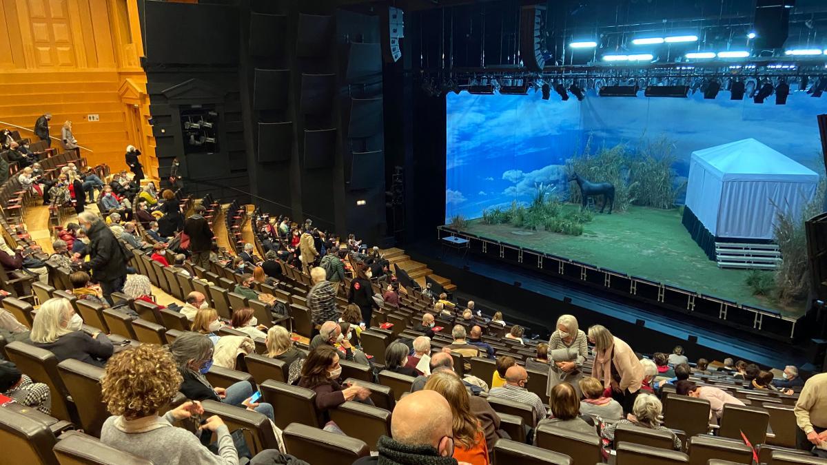Teatros catalanes celebran la ampliación de aforos con entradas a precio reducido