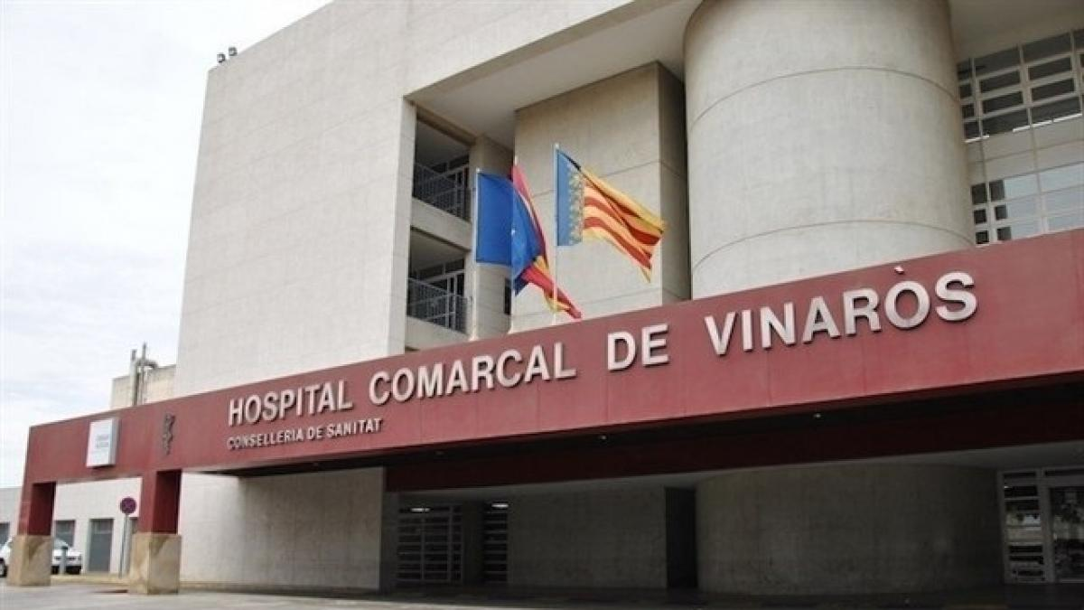 Sucesos.- Un hombre resulta herido tras colisionar su moto con un coche en Vinarós