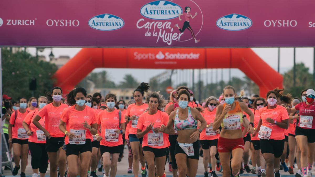 Mareas Rosas y otros eventos para concienciar sobre el cáncer de mama