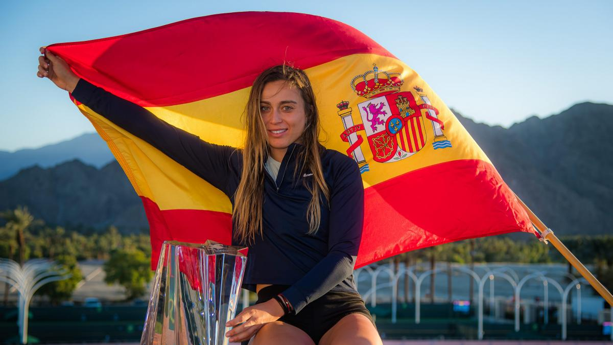 Paula Badosa, la eterna promesa que superó la depresión y grabó su nombre en la historia del tenis español