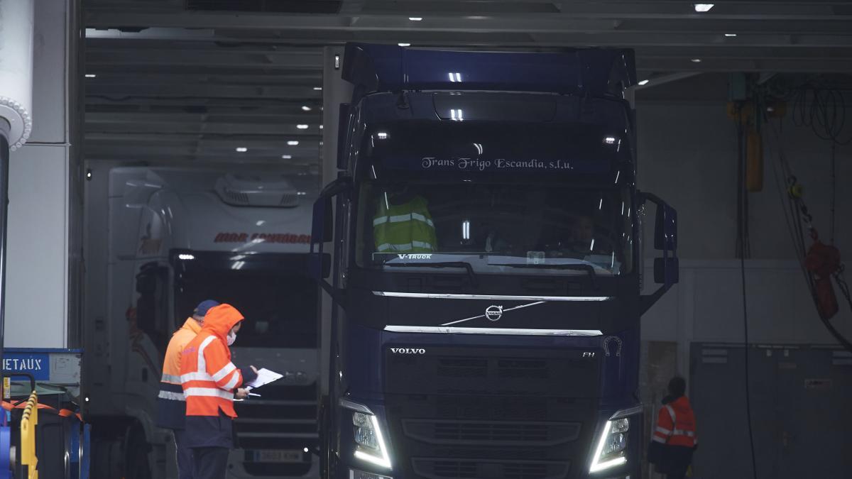 Reino Unido ha perdido más de 53.000 camioneros en los últimos cuatro años