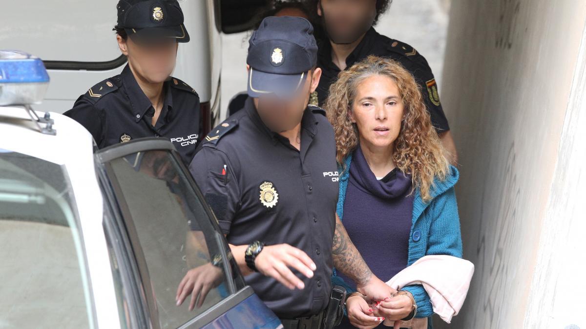 El TS confirma la condena a la 'viuda negra' de Alicante y a su cuidador por el asesinato del marido