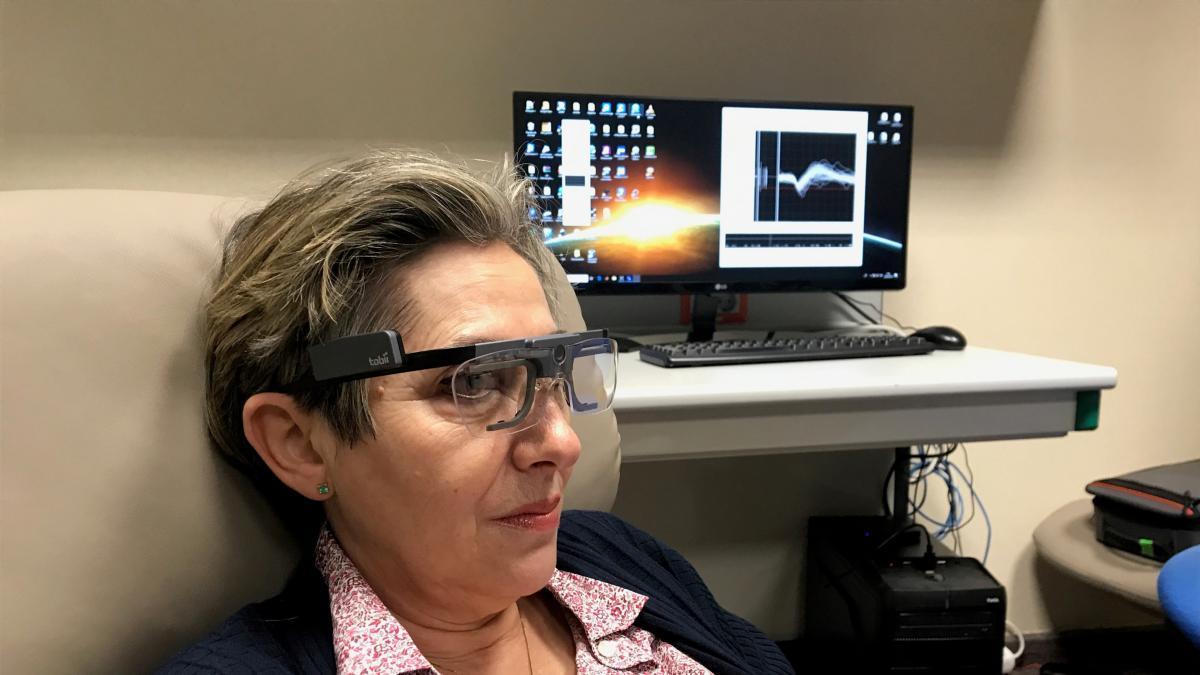 Investigadores de la UMH logran estimular la visión en una persona ciega para percibir formas simples y letras