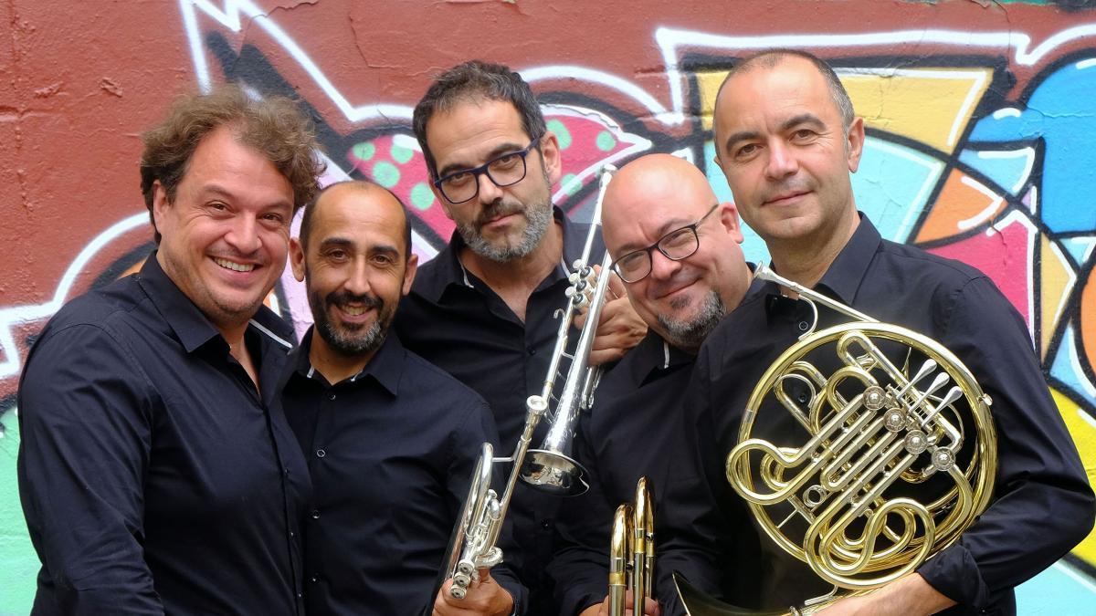 Spanish Brass actuará en la Feria del Libro de Fráncfort 2021