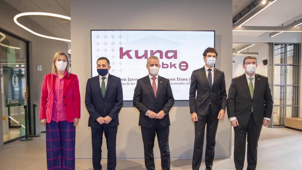 BBK abre en Bilbao la Casa de los ODS, su centro pionero en innovación social para un desarrollo sostenible