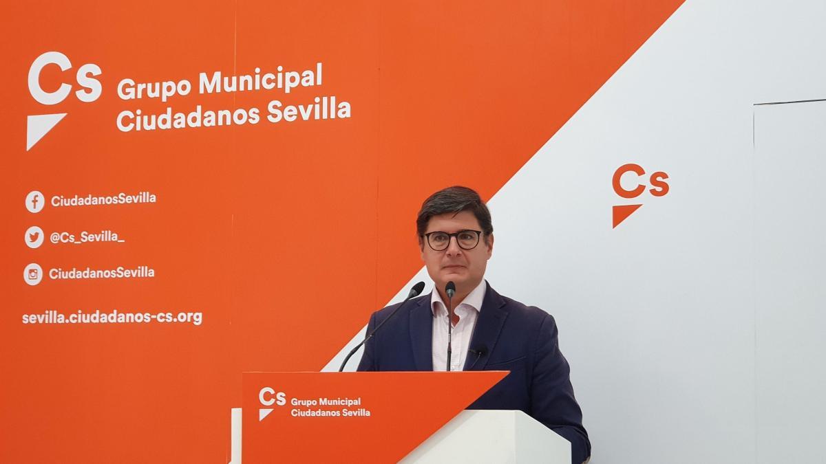 """Cs rechaza la modificación en la composición del Consejo de Comercio, que tacha de """"excesiva politización"""""""