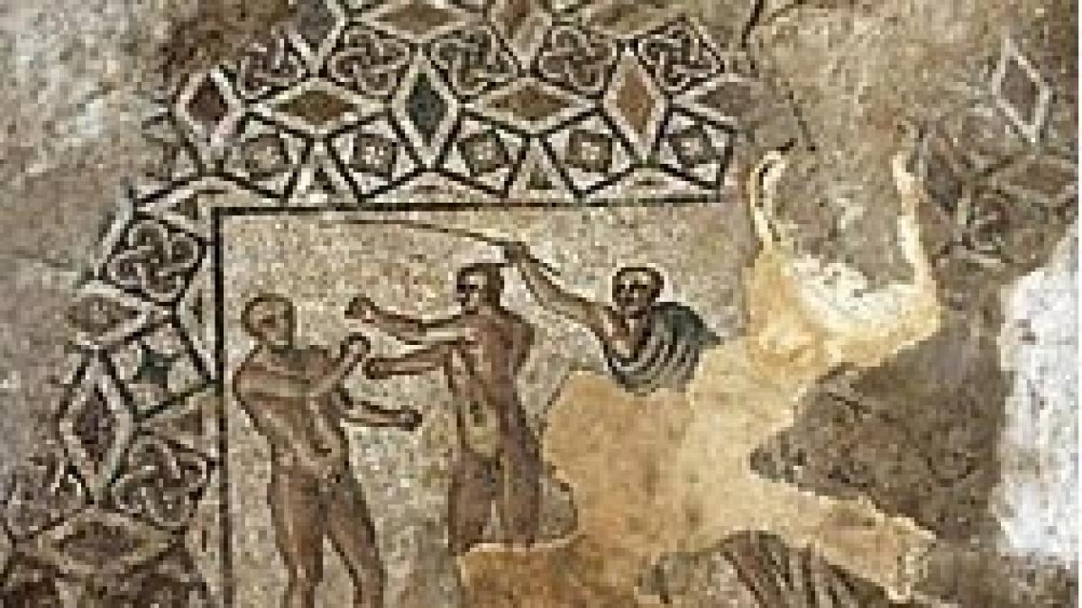 La Comisión de Patrimonio aprueba la restauración del conjunto termal romano de Herrera