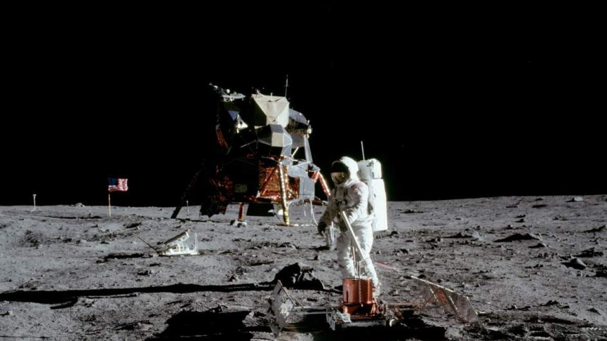 Vídeo: 'Misión Apolo 11', el sueño lunar se hizo realidad