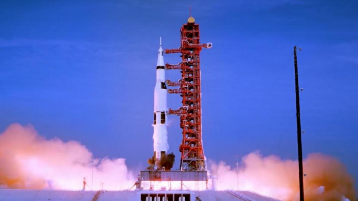 Vídeo: 'APOLO 11', 50 años de una epopeya espacial