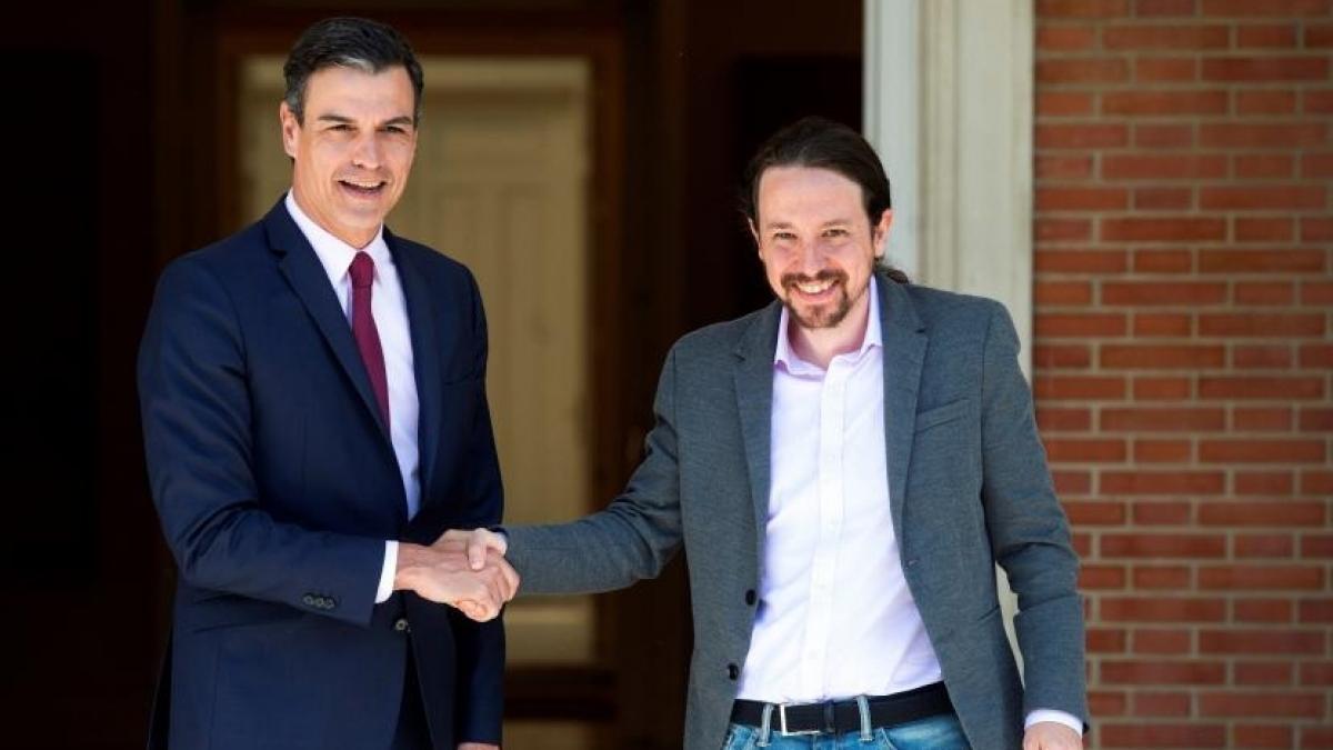 PSOE y Unidas Podemos acuerdan un Gobierno de coalición: Iglesias y Calviño serán vicepresidentes