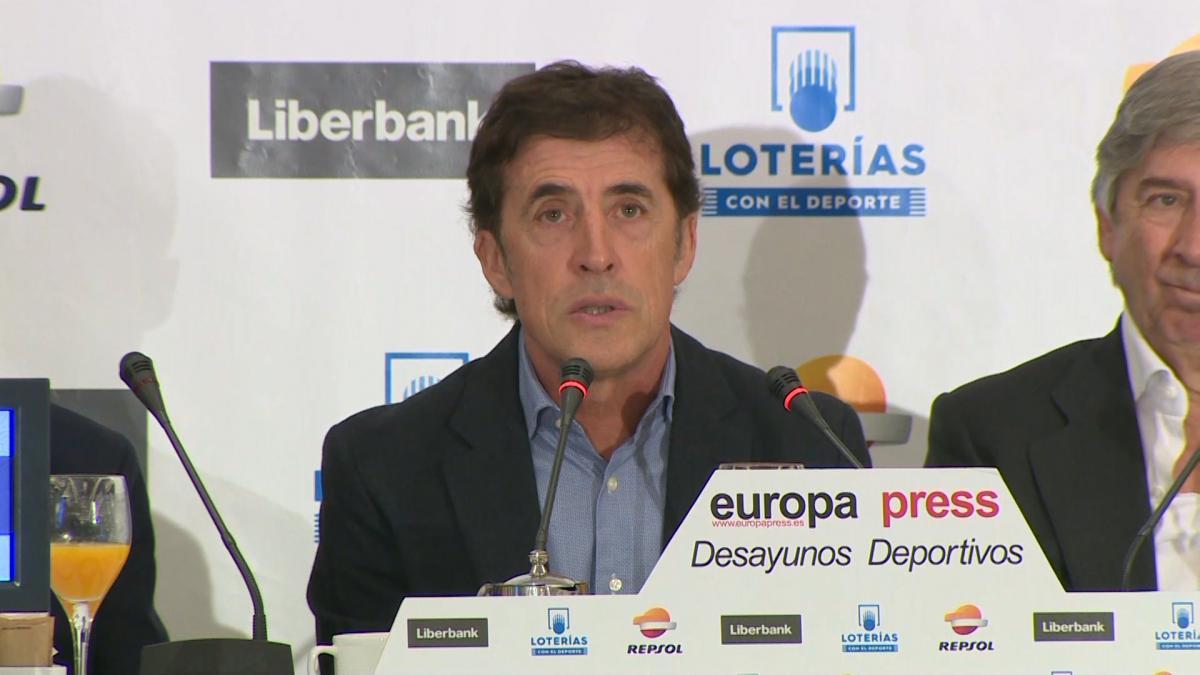 """Delgado vio en el 83 que """"algún día"""" podría ganar el Tour de Francia"""
