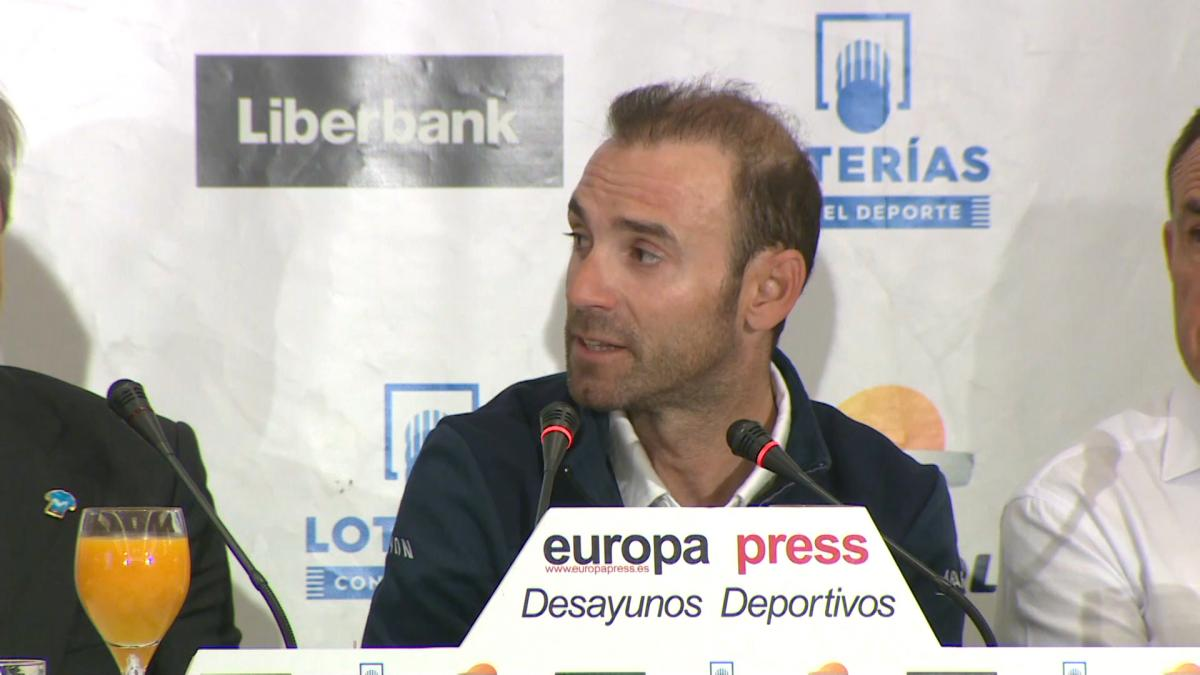 """Valverde avisa del """"hándicap"""" de tener JJOO y Tour seguidos"""