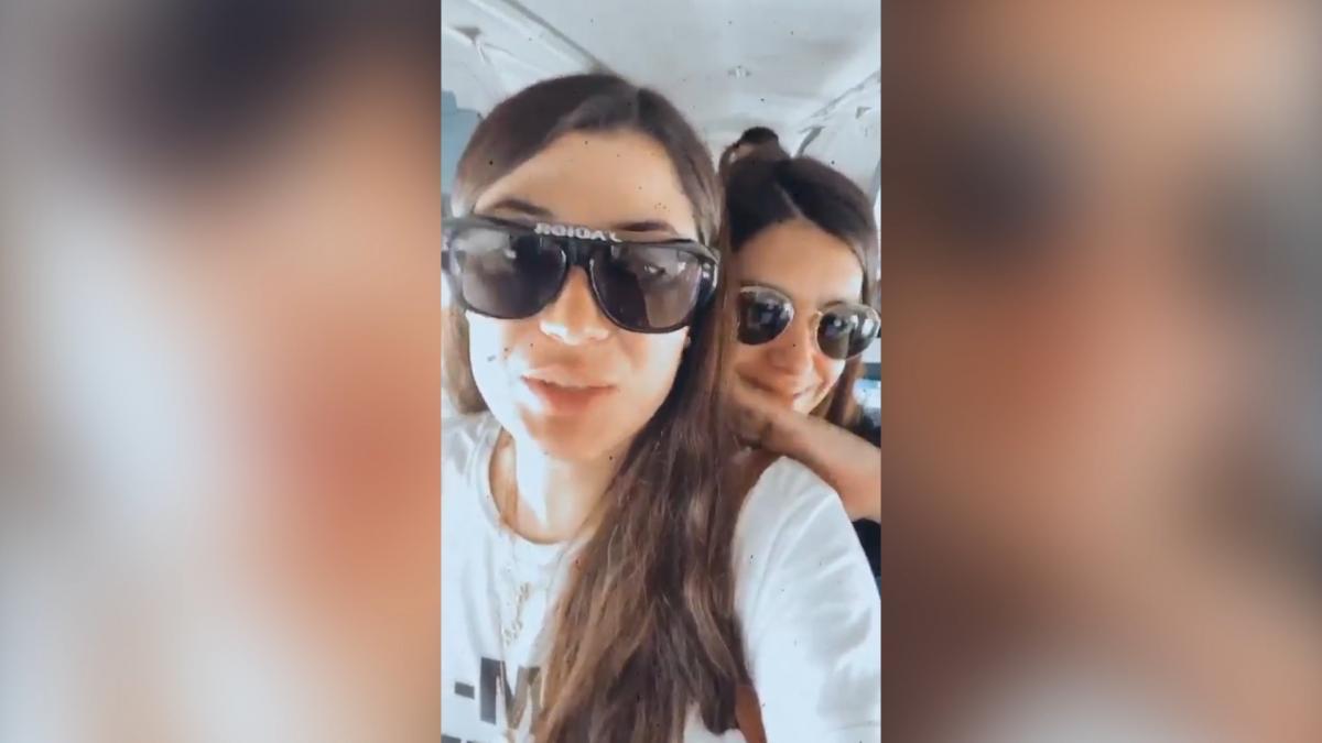 Dulceida y Alba Paul se van de viaje a las Filipinas