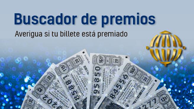 Buscador de los números del sorteo de la Lotería de Navidad 2020: comprobar los décimos premiados