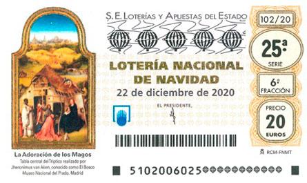 Cuándo caduca la Lotería de Navidad del 22 de diciembre de 2020: ¿hasta qué fecha se puede cobrar el premio?